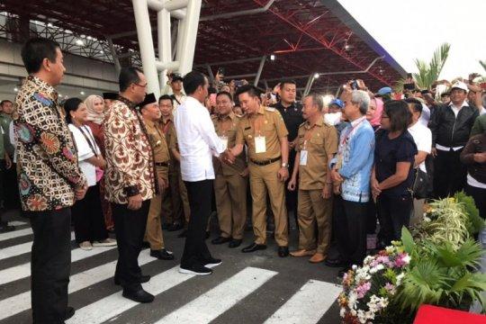 Bupati Barito Utara harapkan bandara  Muhammad Sidik segera beroperasi