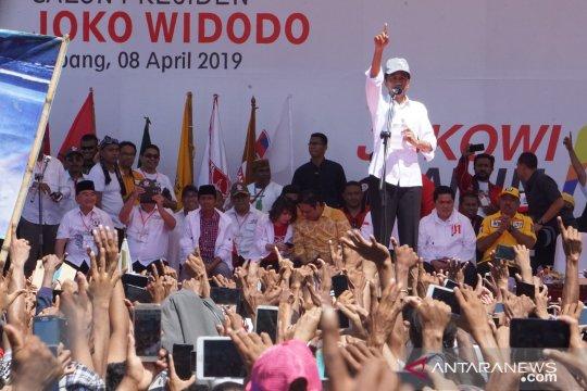 Pengelolaan air jadi program Jokowi di NTT