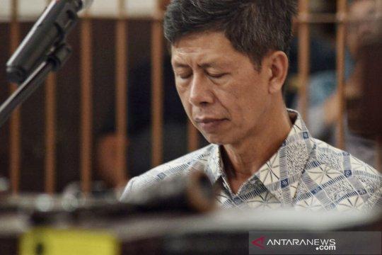 Mantan Kalapas Sukamiskin divonis delapan tahun penjara