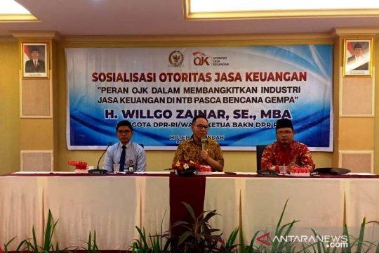 Legislator temukan korban gempa Lombok peroleh lima rekening