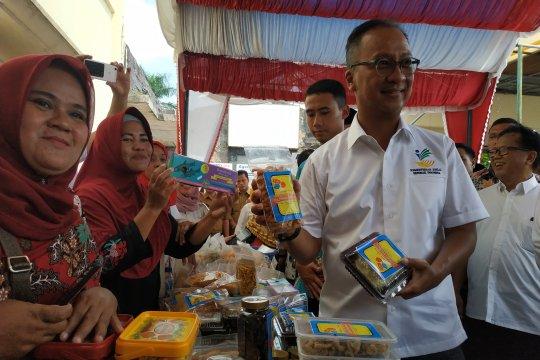 "Kisah pedagang seblak Tangerang ""lulus"" dari PKH"