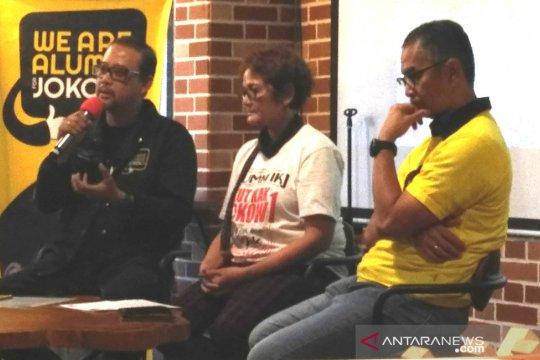 GA UI untuk Jokowi-Amin pilih presiden yang komit