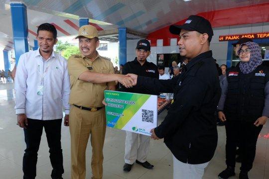1.328 petugas pengawas Pemilu di Maros dilindungi BPJS-TK