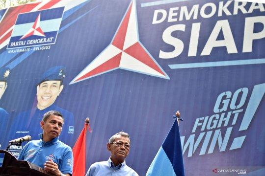 Partai Demokrat tetap solid dukung Prabowo - Sandi