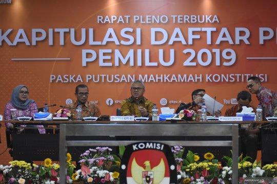 KPU tetapkan DPTHP III sebanyak 190.779.969 pemilih