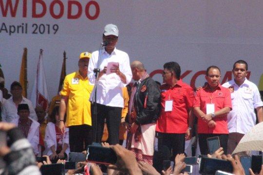 TKD Jokowi-Amin ajak warga NTT jangan golput