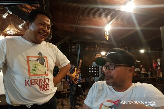 Peluncuran 'Jokowi Travelling Story: Kerinci 1983' untuk bantah hoaks