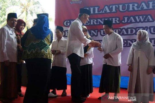 Wagub Jateng berharap insentif guru mengaji terserap optimal