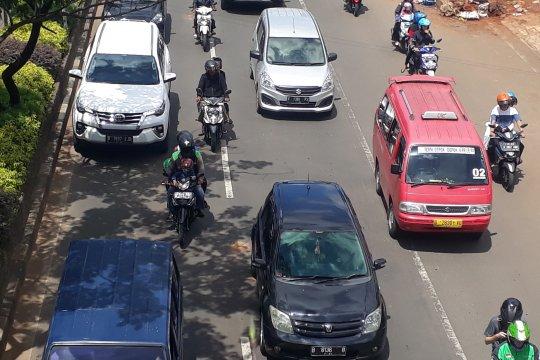 Polres Depok selidiki tewasnya IS di Jalan Margonda