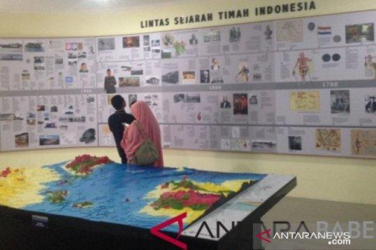 """MTI siapkan """"studio mapping"""" sejarah tambang timah"""