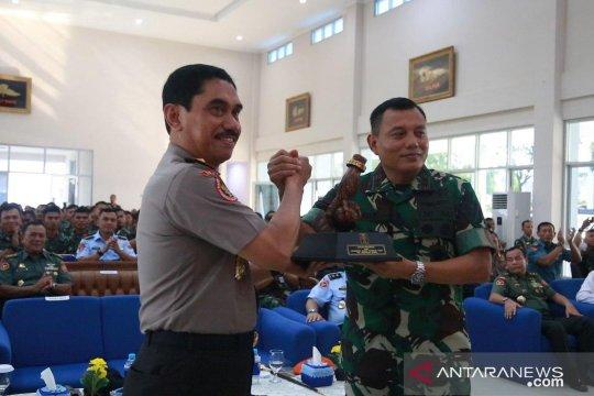 BNPT paparkan penyebaran paham radikal terorisme pada prajurit Paskhas