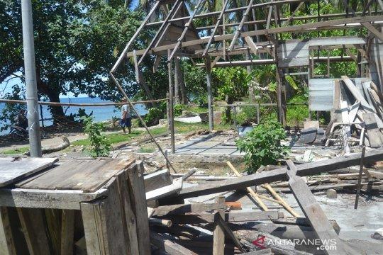 Warga sekitar Anak Krakatau bersemangat sukseskan pemilu