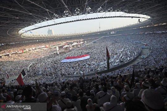 GeKIRA nilai kampanye Prabowo-Sandi representasikan Pancasila