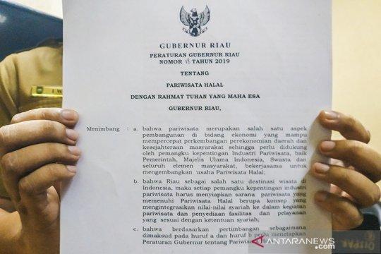 Riau terbitkan aturan pariwisata halal