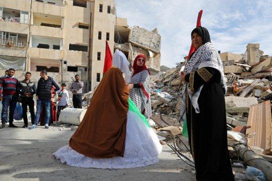 Serangan udara Israel ke Gaza dikutuk pimpinan BKSAP DPR-RI