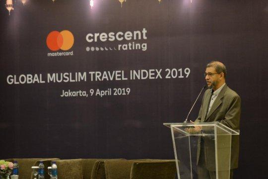 Indonesia ditetapkan sebagai destinasi wisata halal terbaik dunia 2019