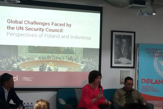 Indonesia: Dewan Keamanan PBB hadapi tantangan unilateralisme