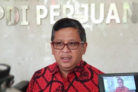 Hasto: Jokowi bahas pengawalan suara dengan ketum parpol