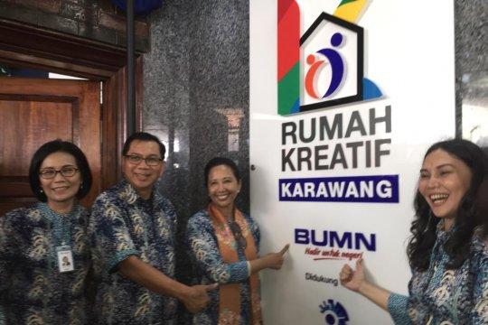 Rini resmikan Rumah Kreatif Karawang dorong pengembangan UMKM