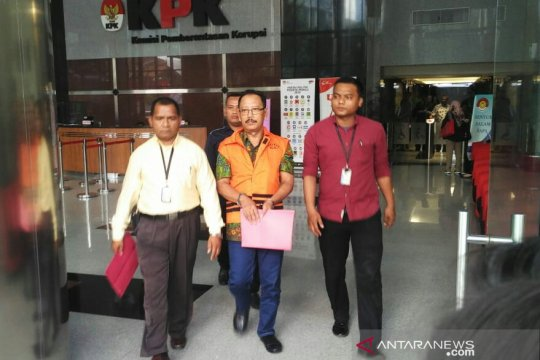 KPK telah periksa 10 saksi untuk tersangka Cipto Wiyono
