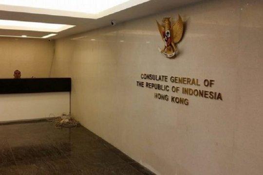 Hadapi pemilu, KJRI Hong Kong disterilkan selama sebulan