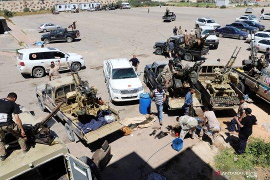 Menlu Turki tekankan dialog untuk selesaikan konflik Libya