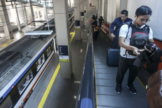 MRT nyatakan mesin tiket sudah berfungsi normal