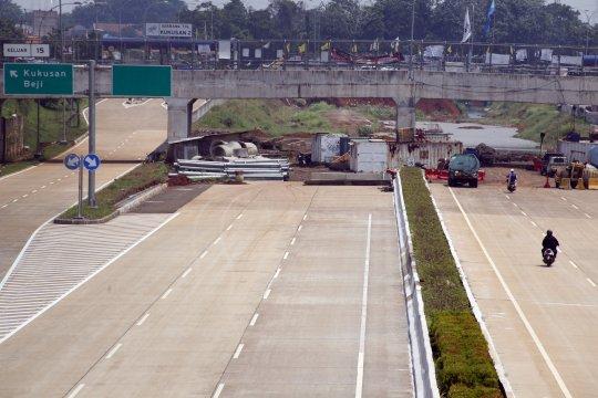BPJT sebut sembilan ruas jalan tol akan diresmikan tahun ini