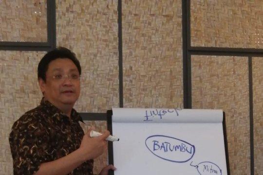 Batumbu yakin bakal berperan memajukan UKM dengan model bisnisnya