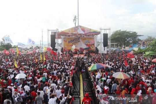 TKD Jokowi-Ma'ruf Amin Sumbar ajak masyarakat jaga perdamaian Pemilu