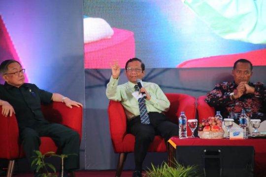 Mahfud MD ajak masyarakat wujudkan Indonesia Emas 2045