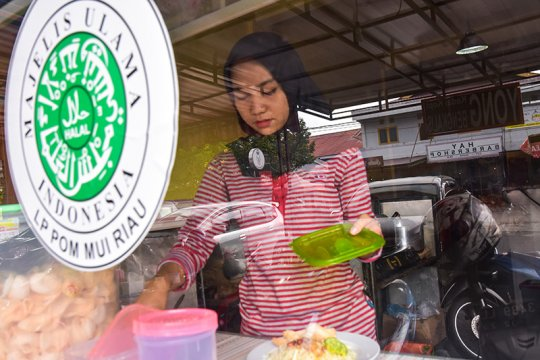 Gabungan pengusaha gencarkan sosialisasi sertifikasi halal ke UMKM