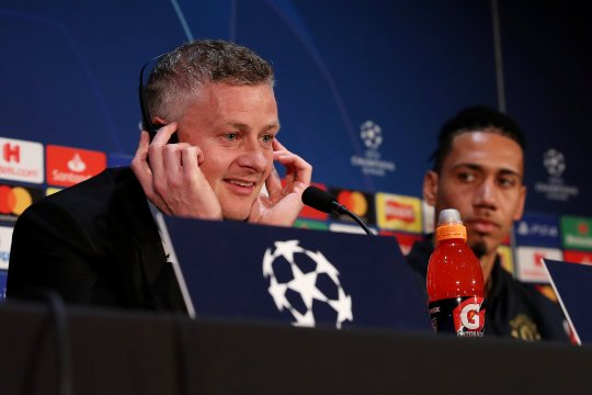 Solskjaer: Chris Smalling segera dipinjamkan ke AS Roma
