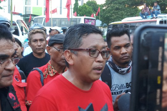 TKN: Puncak kampanye Jokowi-Maruf cermin gotong royong nasional