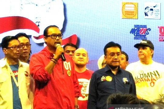 Alumni Bersatu tegaskan dukungan kepada Jokowi-Ma'ruf