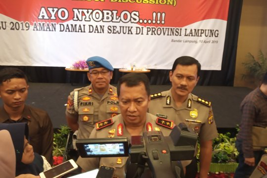 Kapolda Lampung minta masyarakat bijak gunakan medsos