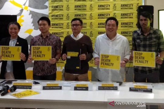 Charles: Penghapusan hukuman mati jadi tantangan DPR