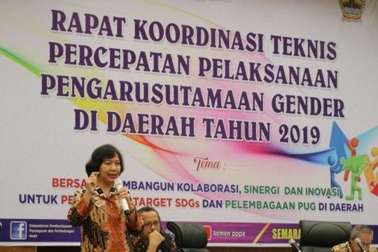 KPPPA perkuat kelembagaan pengarusutamaan gender