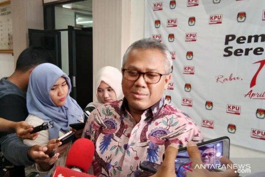 KPU minta polisi tangkap pembuat hoaks hasil pemilu luar negeri