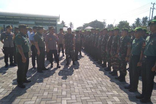 TNI-Polri siap amankan kedatangan Mufidah Jusuf Kalla di Gorontalo