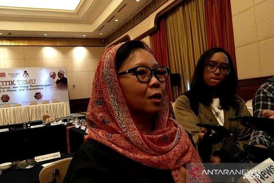 Alissa Wahid: Jangan mau diadu domba kepentingan penguasa