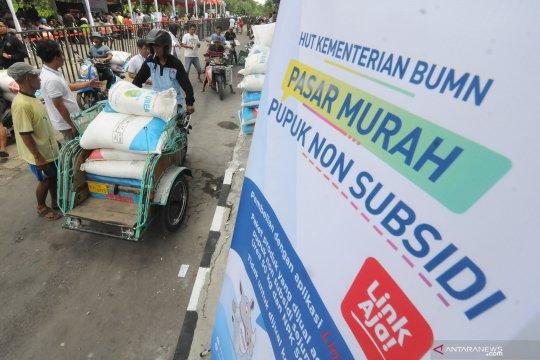 Wujudkan transformasi bisnis, Pupuk Indonesia bangun pabrik NPK baru