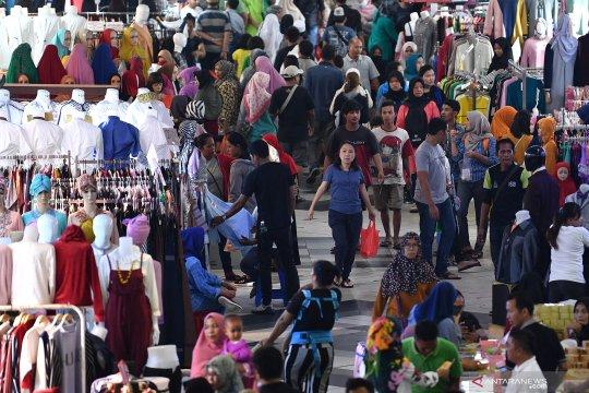 Survei BI: Penjualan eceran Desember 2020 membaik, IPR naik 4,8 persen
