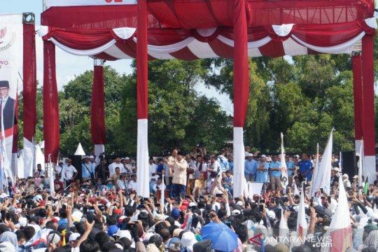 Prabowo: Negara sedang sakit parah