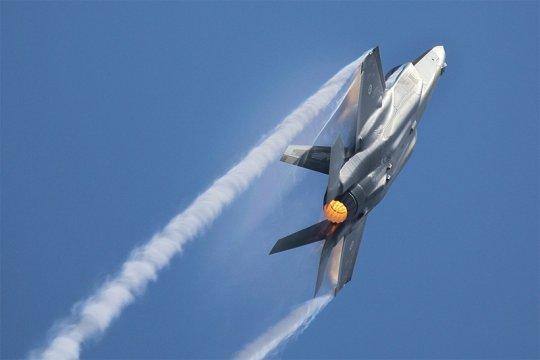 Jepang perluas pencarian jet F-35 yang hilang dalam latihan