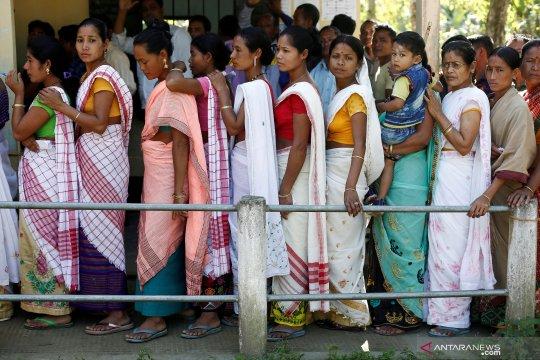 India  tak masukkan dua juta orang ke dalam daftar warga negara