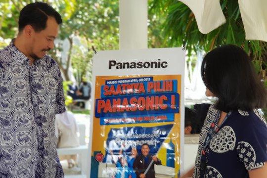 Panasonic incar pertumbuhan penjualan ritel jelang pemilu dan lebaran