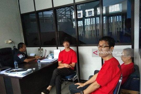WNA Jepang meneliti kupu-kupu tanpa izin di Bengkulu