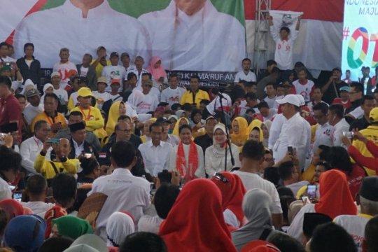 Jokowi janjikan sertifikasi tanah selesai sebelum 2024