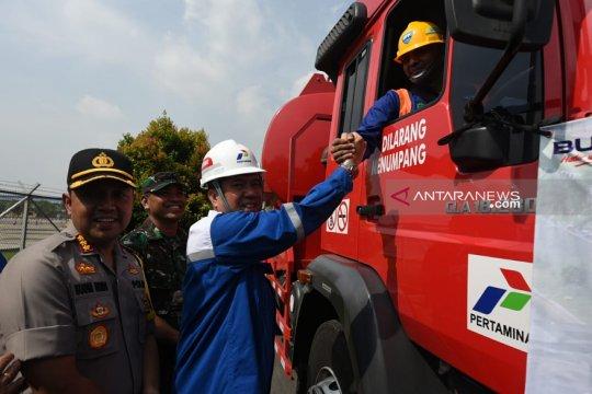 Bentuk Satgas, Pertamina jamin pasokan BBM dan LPG aman jelang pemilu